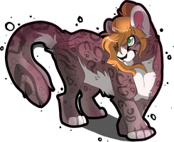 Crissy -AT- by MBPanther