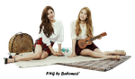 PNG | Taeny Valentine's day Date by babomoji