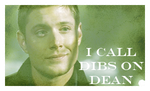 Dibs on Dean stamp by IFuckingHateDallas
