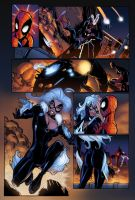 SPIDEY PAGE by krissthebliss