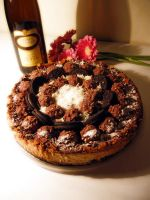 Rocher Oreo Cheesecake by Sliceofcake