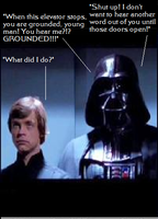 Luke is in over his head... by DalekOfBorg