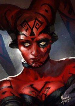 Darth Talon by Morano