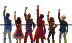 We are (Gokaigers)! by yume-darling