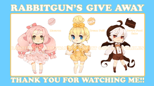 [[Adoptable Giveway]] closed by rabbitgun