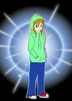 Girl With Hoodie by krxterme