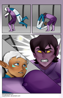 Let there be peace - Voltron comic [4/4] by AngelBellator