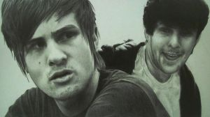 Smosh Drawing by Lewis3222