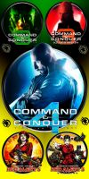 Command and Conquer Mini Pack by kraytos