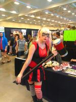 NF Comicon : Harley Quinn(2) by TheWarRises