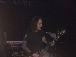 Alexi Laiho by LividThor