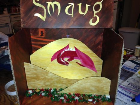 Smaug's Lair by haruhi65