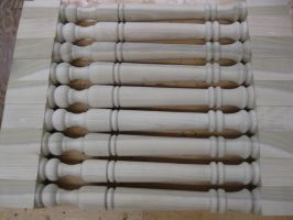 House spindles by DMSscroller