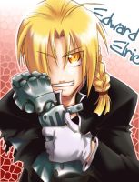 Edward Elric by Hiruka00