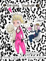 Giorno Bizarre Adventure by poyozodoll