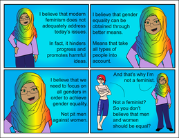 Seriously? by DontNeedFeminism