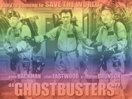 Ghostbusters 70s Action Drama by laneamania