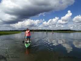 Stand and Paddle SUP 5167 by PaddleGallery