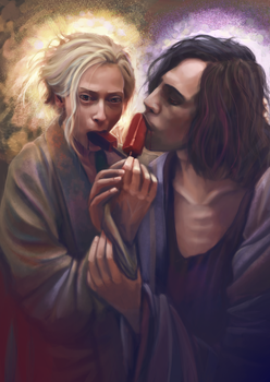 Only Lovers Left Alive by outstarwalker