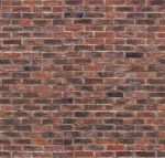 Red Brick Seamless Texture 01 by JCinUK