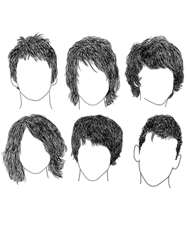 Alex Turner Hair by haigemma