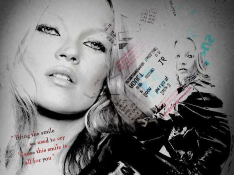 Kate Moss 2 by 716-orages