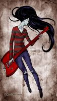 Marceline by NekoMelchiah