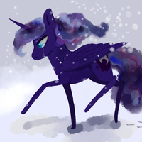 first winter back by Horseyes