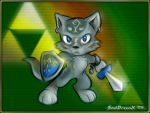 Little Wolf Link by souldreamx
