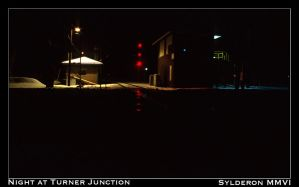 Night at Turner Junction. by Sylderon