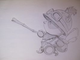Teemo by thaimasters