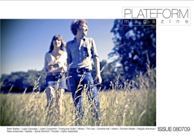 PLATEFORM ISSUE 08 07 09 by PLATEFORM