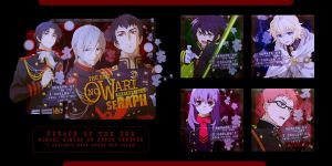 Seraph of the end~ by HimariHimura