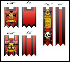 Warhammer 40k Chapter Banners by Vice552