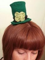 Mini top hat for St patty's day by jelc85