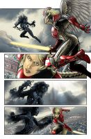 Top Cow Talent hunt page 8 by TazioBettin