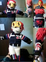 Gerard Killjoy Plush by Elentari-Liv