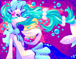 Primarina by Koolaid-Girl