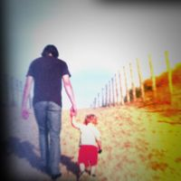 Holga Print 8 - Father and Son by uselessdesires