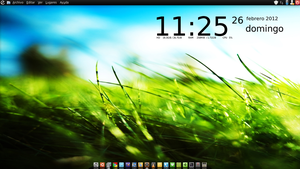 my linux mint isadora by antOniO-carrizOsa