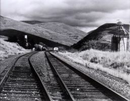 'Railscapes' No. 7 by GoaliGrlTilDeath