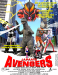 Japan's Avengers - English Version by ryuuseipro