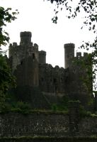 Stock - Conwy Castle 1 by GothicBohemianStock
