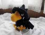 Murkrow Pokedoll by xSystem