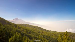 El Teide wallpaper by KrisSimon