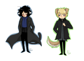 Sherlock Meow by LemonOrchid