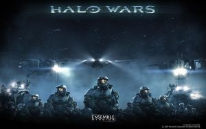 Halo Wars Spartans by Vertigo322