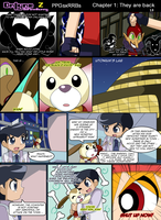 Onlyne Z: chap.1 they are back 13 by BiPinkBunny