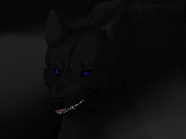 .:Don't mess with me:. by Agelenawolf