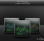Task manager icons by i0d